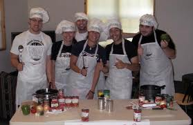 cooking challenge team building